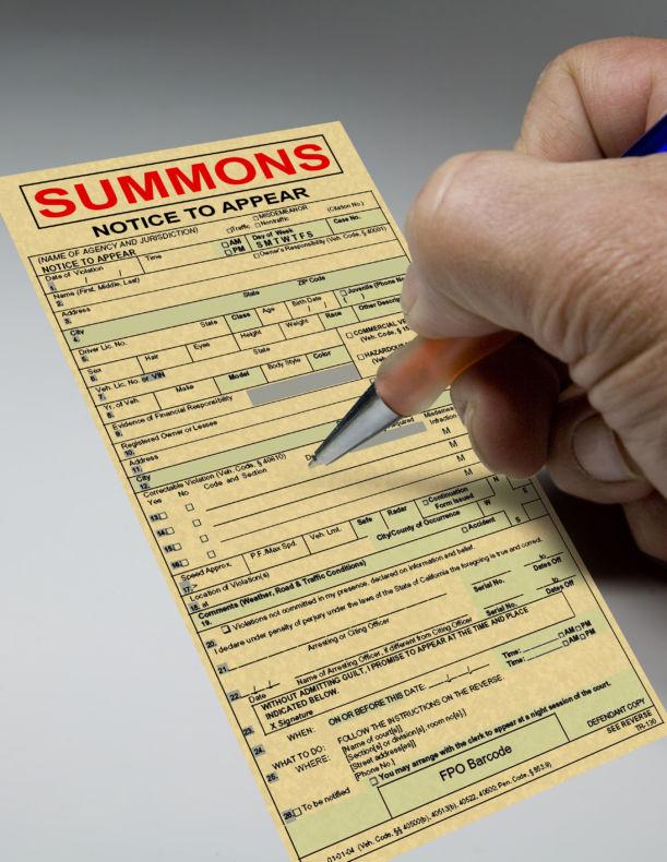 SQ Attorneys DUI Arraignment Process