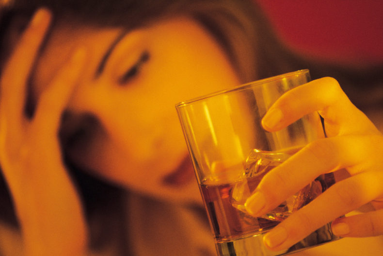 Как вылечить алкоголизма мыслями